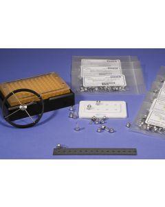 E-Series DNA Shearing 96 Crimp-Cap Kit