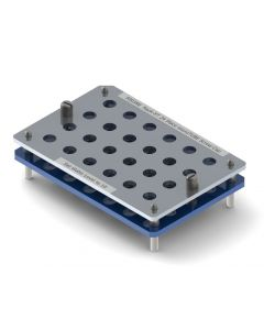 Rack-XT 12 Place 8 microTUBE Screw-Cap