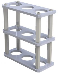 E220e Rack 3 Place 20x125 Tube