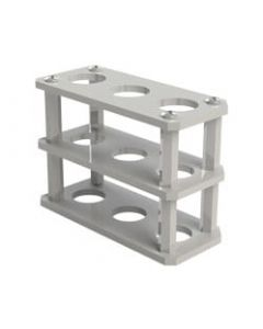 E220e Rack 3 Place 16x100 Tube