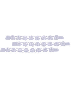 8 AFA-TUBE TPX Strip Caps