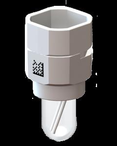 microTUBE AFA Fiber Crimp-Cap 6x16mm