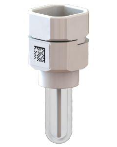 microTUBE-130 AFA Fiber Screw-Cap (25)